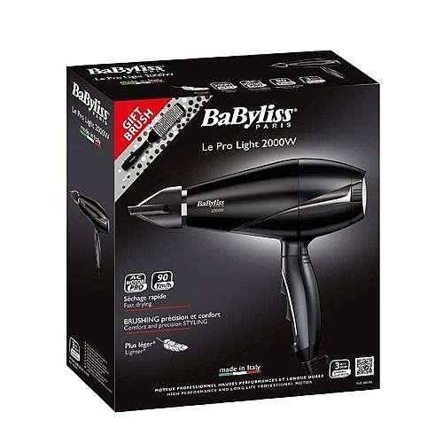 מייבש שיער בייביליס BaByliss דגם BA-6604BR-ILE