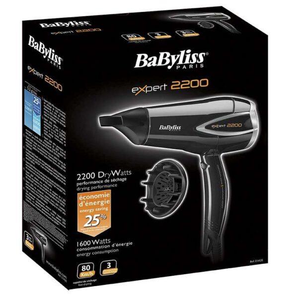 מייבש שיער בייביליס BaByliss דגם BA-D342ILE