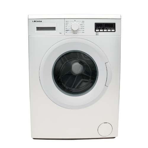 מכונת כביסה פתח קדמי לקאזה דגם LC7010 לבן
