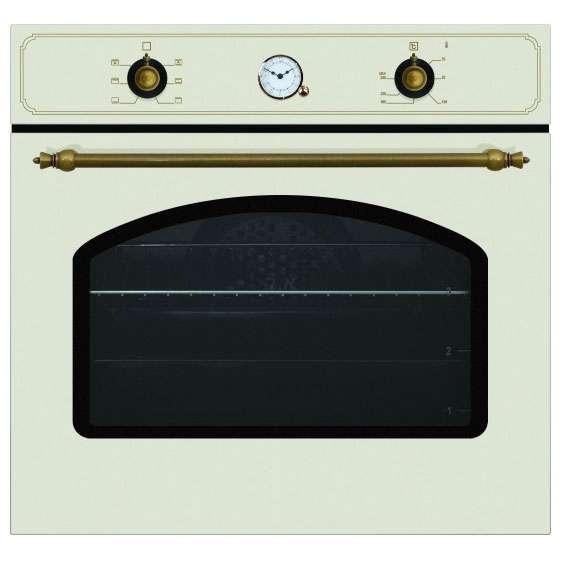 תנור לקאזה בנוי דגם 6106YERBJ קרם כפרי