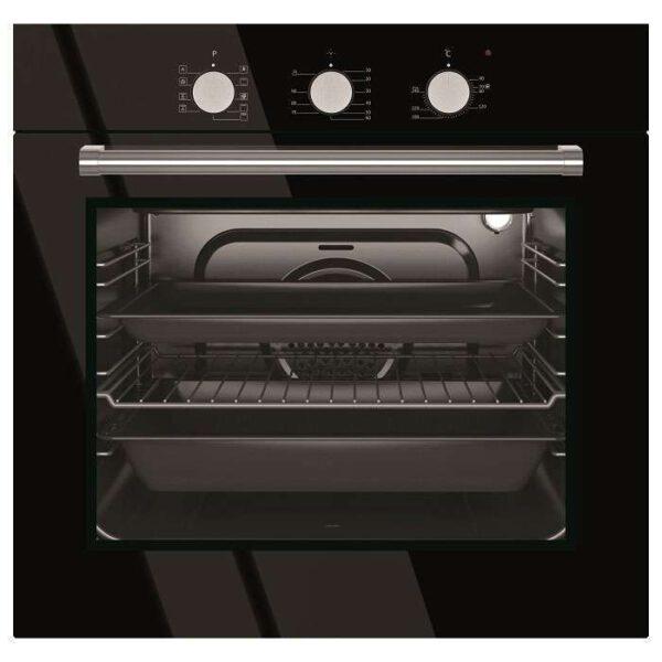 תנור לקאזה בנוי דגם LCM609BGL שחור