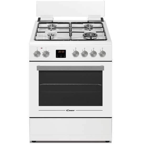 תנור משולב קנדי דגם CGE660MW-ISR לבן (גז)