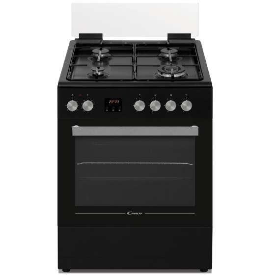 תנור משולב קנדי דגם CGE660MB-ISR שחור (גז)